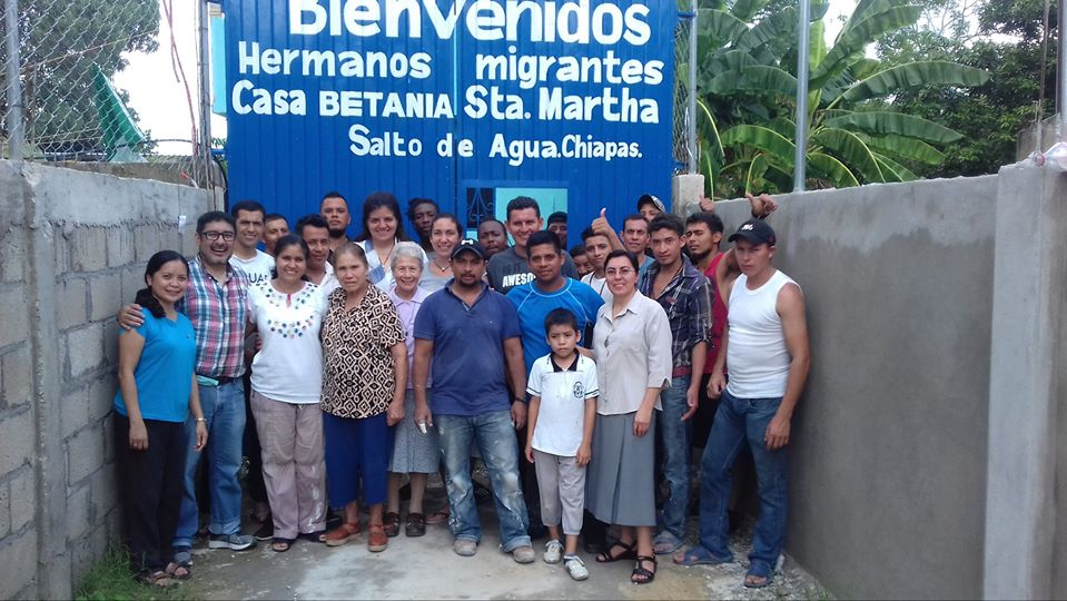RFM Teams and Shelters  during COVID-19. Salto De Agua, Mexico.