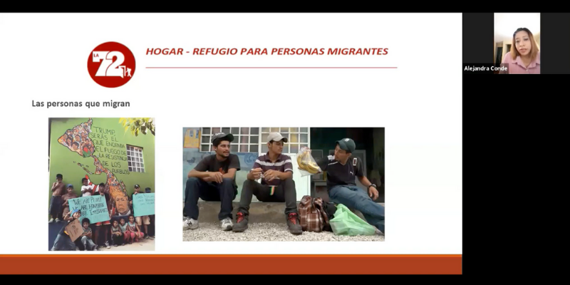 The Franciscan Network on Migration in Honduras and Clamor Network of Honduras Collaborate to Offer an Online Course on Internal Displacement