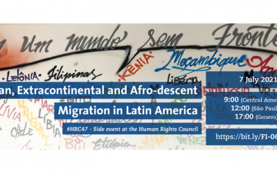 African, Extracontinental and Afro-descent Migration in Latin America