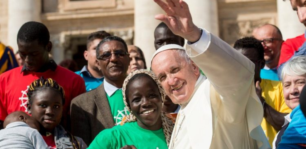 """Message of Pope Francis: Towards an ever wider """"we"""""""